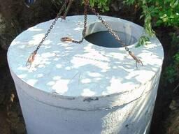 Кольца бетонные доставка монтаж. г. Столбцы - фото 2