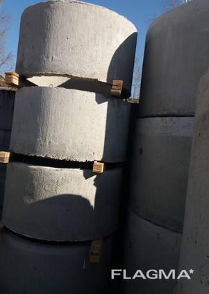 Кольца бетонные, изделия жби