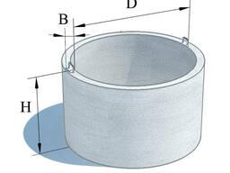 Кольца стеновые КС