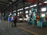 Кольцераскатный стан для производства фланцев из Китая - фото 2