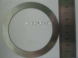 Кольцо ограничительное 90*0,5 мм. 533-0-34-09-094-1