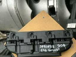 Коллектор впуск для спринтер w906 om646 biturbo