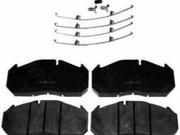 Колодки тормозные Рено Магнум AE 420T