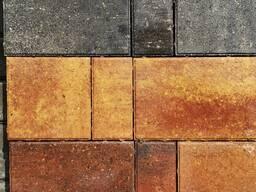 Колормикс, плитка тротуарная, меланж