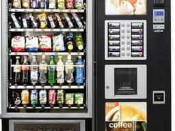 Комбинированный торговый автомат Unicum Nova Bar Long