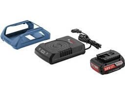 Комплект аккумулятор 18.0 В GBA18 V 1 шт. + зарядное устройство GAL 1830 W-UNI (Набор. ..