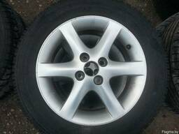 Комплект колес R15 на Toyota
