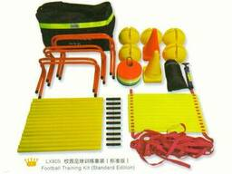 Комплект тренировочного спортинвентаря LX805 в сумке