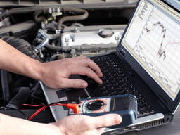 Компьютерная диагностика грузовых автомобилей
