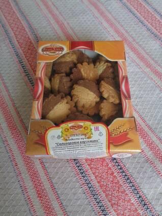 Кондитерские и хлебобулочные изделия
