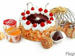 Конфеты, шоколад, кондитерские изделия