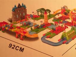Конструктор городок, акция: цена за 4 части