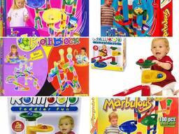 Конструктор Toto Toys детский в ассортименте ( Игрушки)