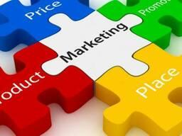 Консультации:маркетинг, продажи от практика