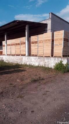 Контейнер деревянный 1200х1000х800