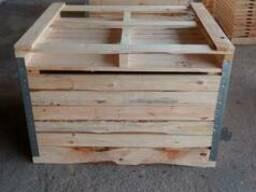 Контейнер деревянный 1200х1000х800 - фото 3