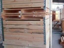 Контейнер деревянный 1200х1000х800 - фото 4