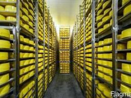 Контейнер для хранения и созревания сыра