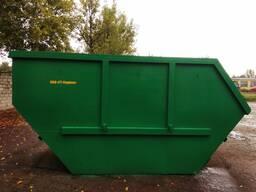 Контейнер для мусора 12 м3