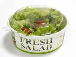 Контейнер салатный 350мл. , 550мл. , 750мл.