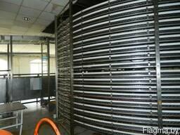 Конвейер спиральный охлаждающий Anacodna A.900 Redonda (Tecn