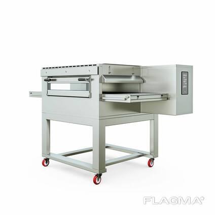 Конвейерная печь для пиццы (туннельная)