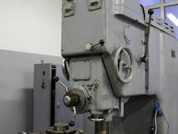 Координатно-расточной станок 2В440А
