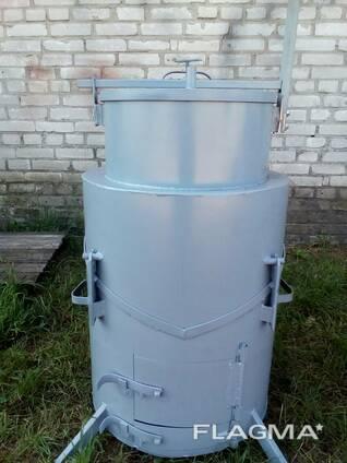 Кормозапарник 80 литров
