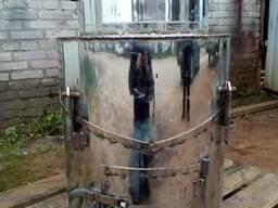 Кормозапарник 60 литров с доставкой по Беларуси нержавейка