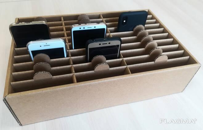 Коробка для телефонов