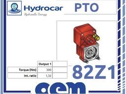 Коробка отбора мощности 82Z1 (код P82Z1P10204)