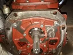 Коробка переключения передач (КПП) МТЗ 1221