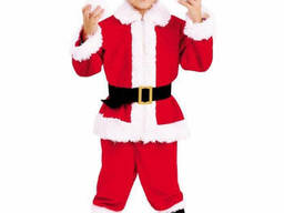 Костюм Санты или Деда Мороза 3-6 лет