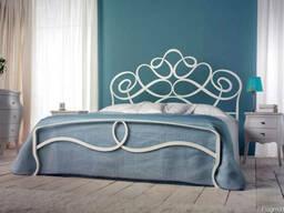 Кованая кровать. Эксклюзивная кованая мебель.