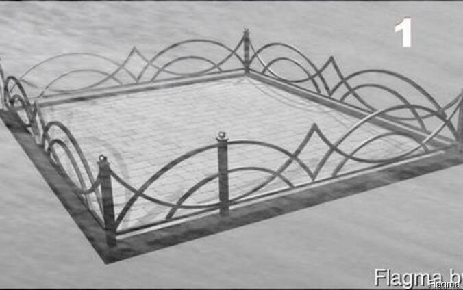 Кованые изделия ограды