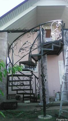 Ковка металла. Ворота. Заборы. Навесы. Беседки. Лестницы.