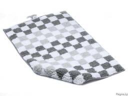 """Коврик для ванной текстильный серый """"Grand Prix"""" 55*85 см"""