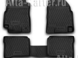 Коврики Element для салона Nissan Primera P12 2002-2008. Артикул CARNIS00019
