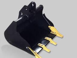 Ковш для экскаваторов-погрузчиков 700мм 0,5м³ для CAT, VOLVO, Caterpillar, JCB, Hitachi