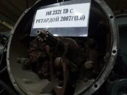Разборка МАН:КПП МАН ТГА (MAN) 16S2321 TD с ретардой с ПГУ