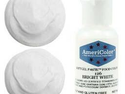 Краситель гелевый Americolor Bright White 21гр.