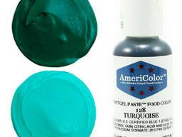 Краситель гелевый Americolor Turquoise 21гр.