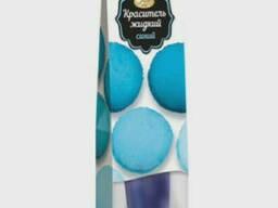Краситель жидкий Синий 25 гр.
