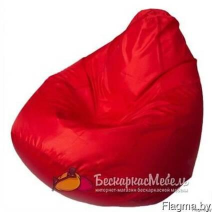 Кресло-груша Красная Lite