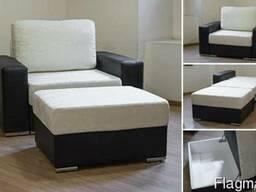 Кресло -кровать европейское под заказ. Рассрочка