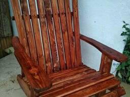 Кресло садовое - фото 4