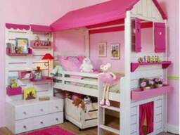 Кровать двухъярусная - фото 3