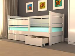 Кровать подростковая. - фото 4