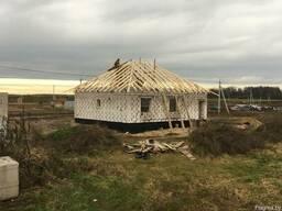 Кровельные работы в Гродно! Крыша, кровля, ремонт крыши.