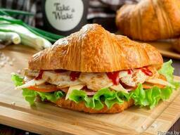 Круассан для сэндвичей